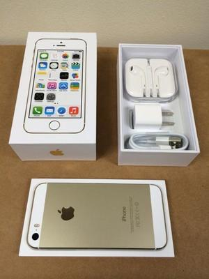 Brand new apple iphone 5s gold If you buy 2 units